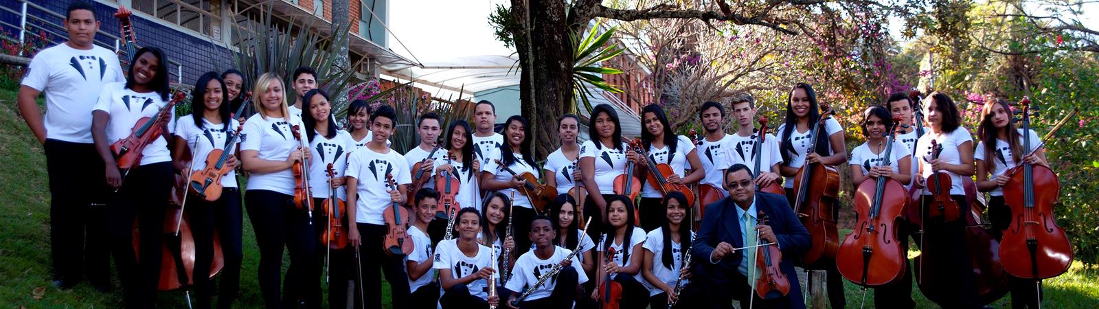 Orquestra Jovem Ramacrisna